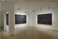 exhibition view <br /> galleria dello scudo by alberto burri